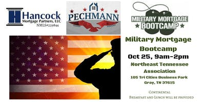 Military Mortgage Boot Camp  3HR CE Credit!