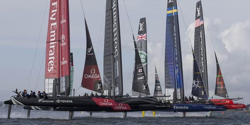 Chasing the Cup: A Peek into the Next America's Cup with Tucker Thompson