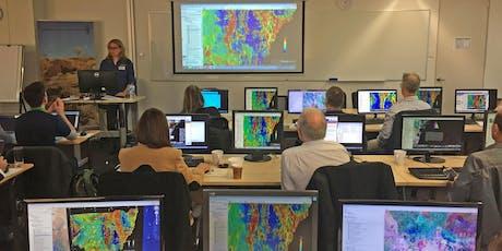 NSW Geoscience Data Workshop Newcastle tickets