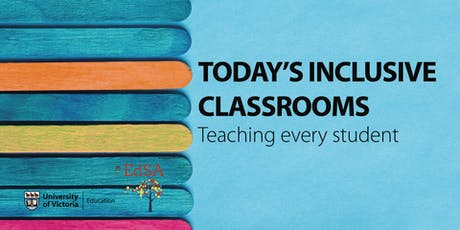 Today's Inclusive Classrooms: Teaching Every Student tickets