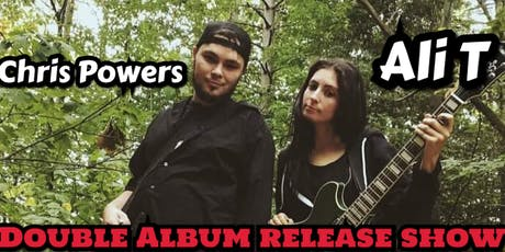 Chris Powers and Ali T album release show tickets