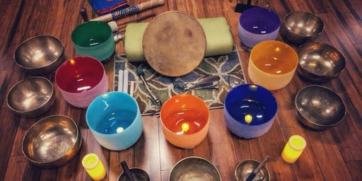 Winter Solstice Soul Spa Sound Bath & Meditation