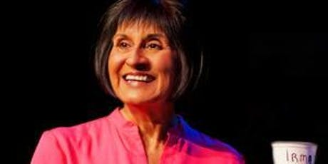 Irma Herrera: Why Would I Mispronounce My Own Name?  One Woman Show tickets