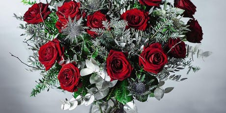 Cafe 25 | Christmas Floral Display tickets