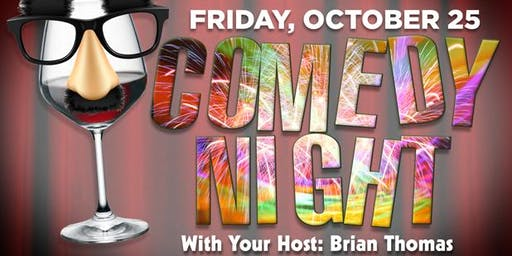 Comedy Show - Fri October 25th