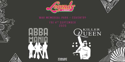 The Legends Festival - Coventry