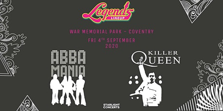 The Legends Festival - Coventry tickets