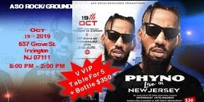 Phyno Live in New Jersey