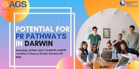 [DARWIN] Potential for Australian PR pathways tickets