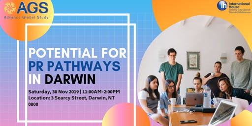 [DARWIN] Potential for Australian PR pathways
