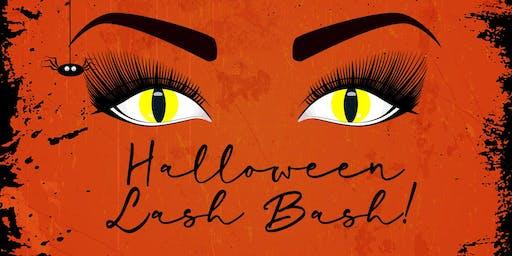 Halloween Lash Bash