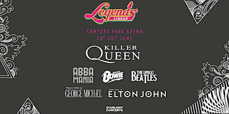 The Legends Festival  - Poole tickets