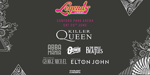The Legends Festival  - Poole
