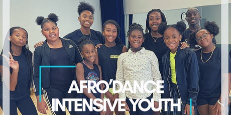 AfroDance Intensive Youth Program tickets