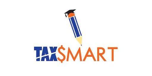 """TaxSmart Academy: """"The Basics"""" Workshop"""