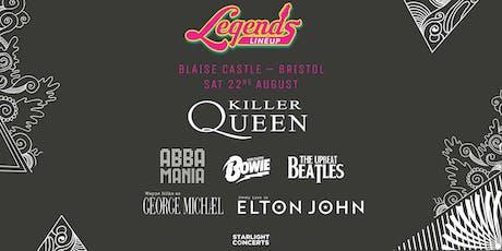 The Legends Festival - Bristol tickets