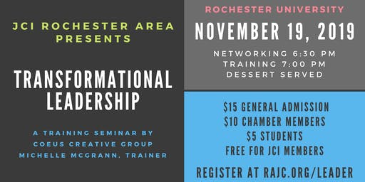 Training Seminar: Transformational Leadership