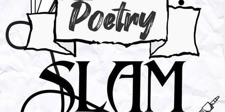A Confused Poetry Slam tickets