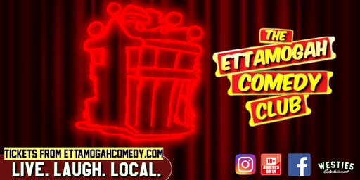 ETTAMOGAH COMEDY CLUB
