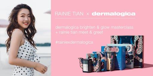 Rainie Tian X Dermalogica