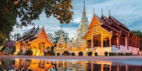 Journey into Love and Abundance (Chiang Mai Retreat) tickets