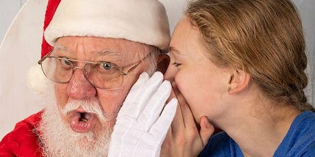 Santa Pictures at Village Wines tickets