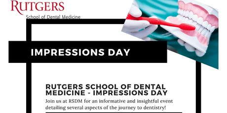 RSDM Impressions Day tickets