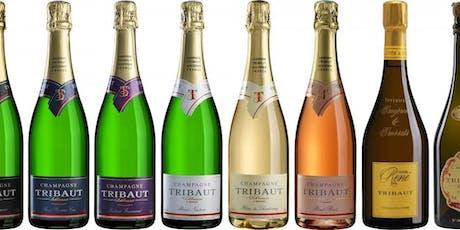 Courtyard Champagne Tasting with Valentin Tribaut of Tribaut-Schloesser tickets