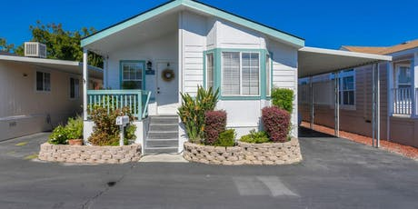 I'm hosting an open house:  1075 Space Park Way #4, Mountain View, CA tickets