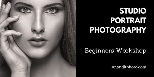 Studio Portrait Photography - Beginners Workshop