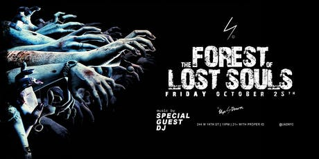 Up & Down - Forest of Lost Souls Halloween10/25 tickets