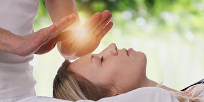 Reiki Healing Level II. – Certification class