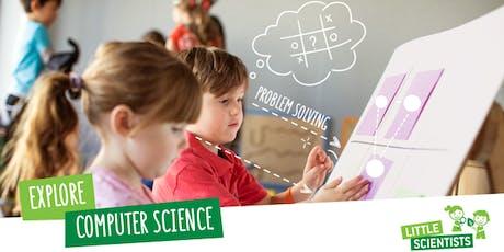 Little Scientists STEM Computer Science Workshop, Thebarton SA tickets