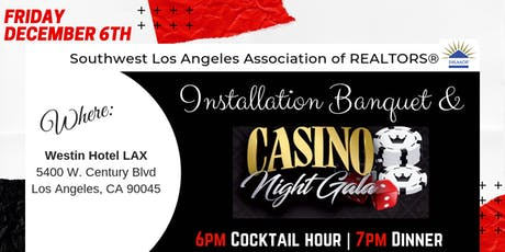 44th Annual Installation Banquet & Casino Night Gala tickets