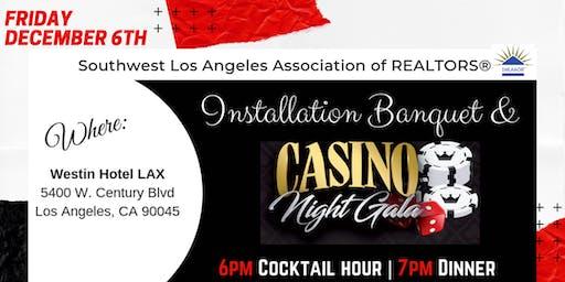 44th Annual Installation Banquet & Casino Night Gala