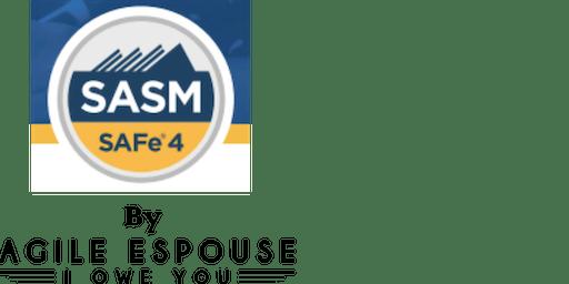 SAFe® Advanced Scrum Master, SASM 4.6 - Certification Workshop, Chicago, IL