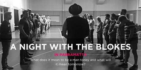 Tomorrow Man - A Night With The Blokes in Parramatta  tickets