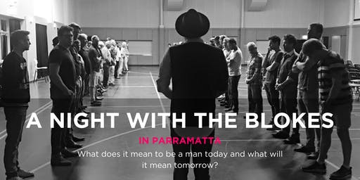 Tomorrow Man - A Night With The Blokes in Parramatta