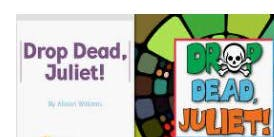 "Sacred Heart High School Theater presents ""Drop Dead Juliet"""