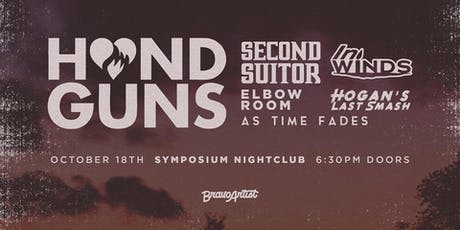 Handguns at the Symposium with Elbow Room tickets