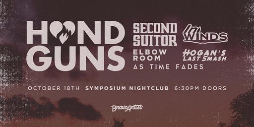Handguns at the Symposium with Elbow Room