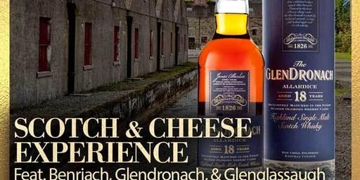 Scotch & Cheese Pairing w/ guest host Javier Rosario