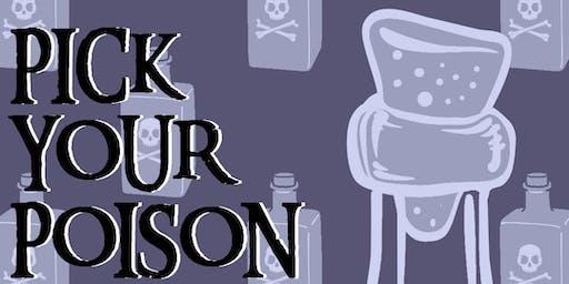 Pick Your Poison Season Two: Round Two