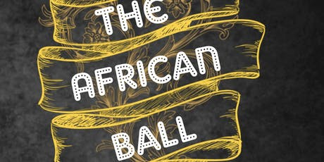 The African Ball tickets