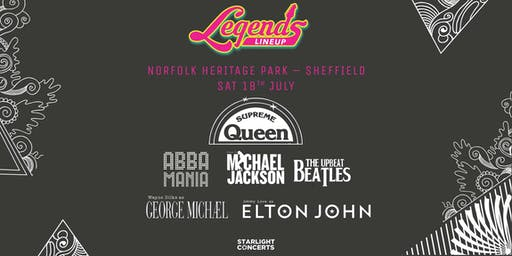 The Legends Festival  - Sheffield