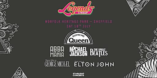 The Legends Festival  - Sheffield