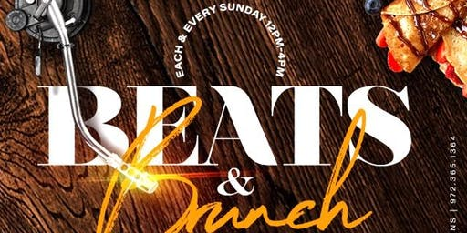 Brunch & Beats presents TX/OU Hangover Brunch at 3Eleven Kitchen & Cocktails