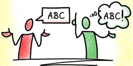《非暴力溝通》讀書分享會 - 粵語(週五夜班) tickets