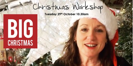 BIG CHRISTMAS - SUPER WORKSHOP