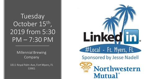 LinkedIn Local Fort Myers - October